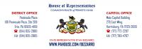 PA State Representative Ryan Bizzarro's Office